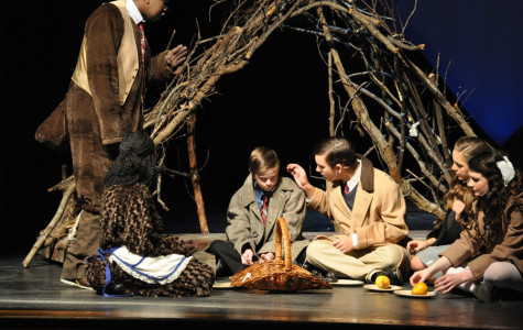 Drama students perform C.S. Lewis favorite