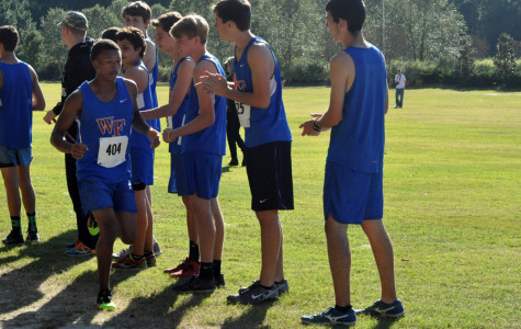 XC teams place highest in nine years at Cap-8 meet