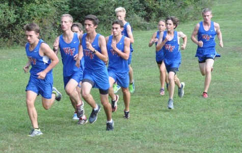 Cross Country runners face off against nearly 300 competitors