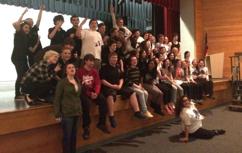 Theater students advance to state competition