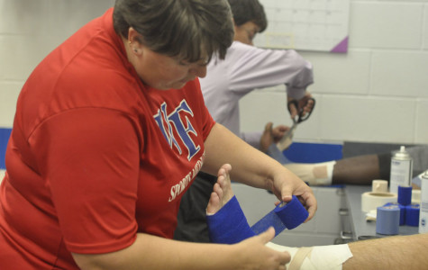 Sports Medicine program inducted into national honor society