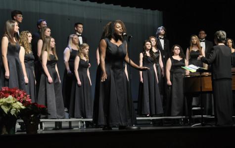 "Chorus presents ""A Winter Choral Concert"""