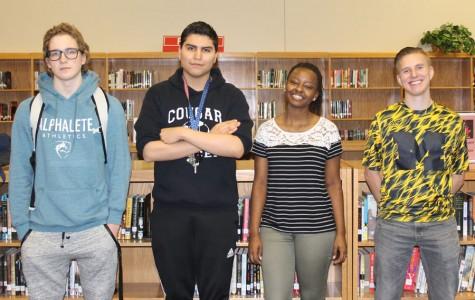 Students participate in Brain Game
