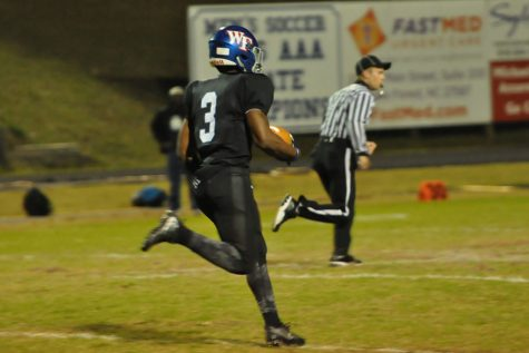 Cougar rushers speak on Wing-T offense