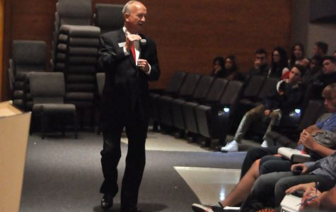 NC Supreme Court Justice educates Civics students