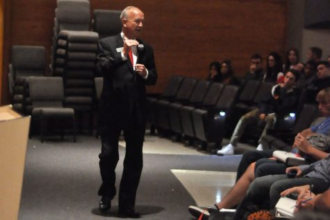 NC Supreme Court Justice educates Civics students