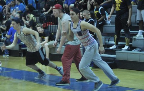 Cougar JROTC dominates dodgeball tournament