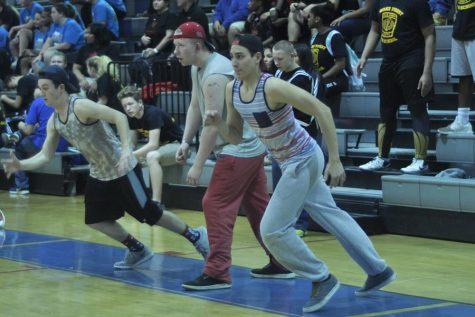Cougar JROTC dominates dodgeball tournament