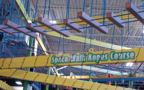 Fun park entices teens