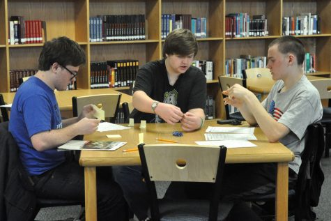 Dungeons and Dragons club comes to wake forest