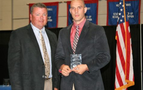 Wrestler Kevin Stanley inducted into Hall of Fame