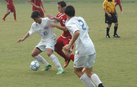 Varsity Soccer 4-1-1 in non-conference play