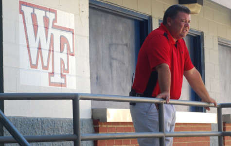 New Athletic Director shares vision for WF