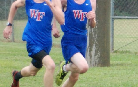 Cross Country sweeps Enloe on senior night
