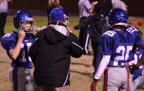 Dominant JV football team captures Cap-8 conference title