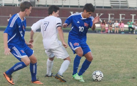 Soccer earns first playoff berth since 2006