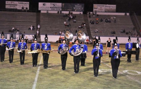 Band concludes season with success