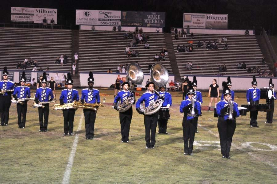 Band+concludes+season+with+success