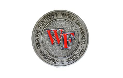 Cougar Medal honors athletes