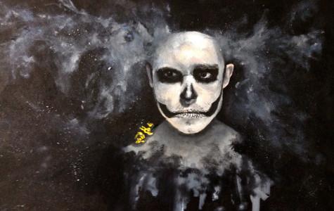 Talent alive in student's artwork