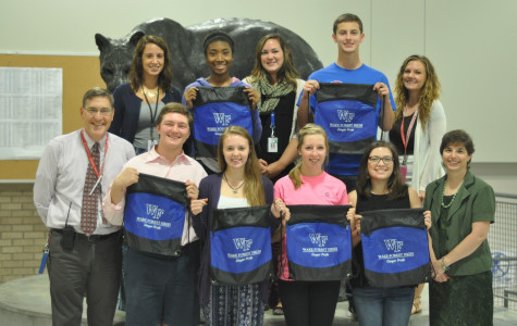 Students nominated for the Morehead-Cain and Park scholarships