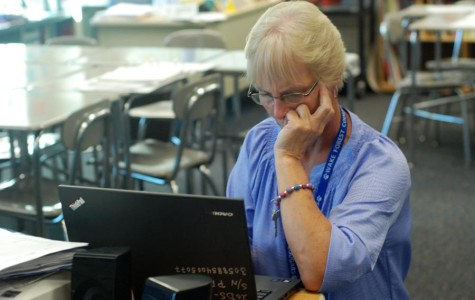 Teachers old laptops to be re-purposed for student use