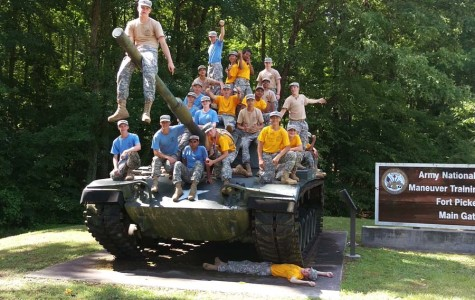 JROTC cadets earn top honors at JCLC summer camp