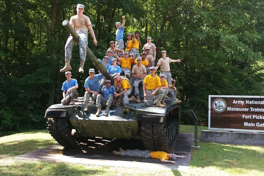 JROTC+cadets+earn+top+honors+at+JCLC+summer+camp