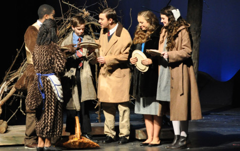 Second look at The Lion the Witch and the Wardrobe