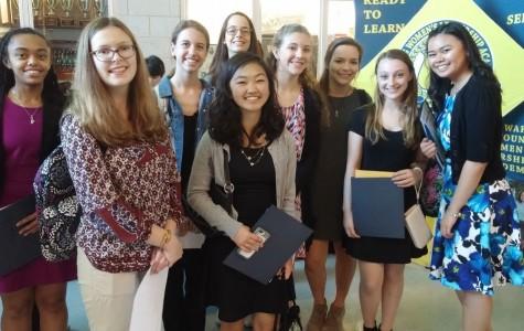 Students participate in leadership seminar