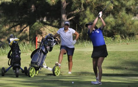 Girls' golf seeks season of improvement