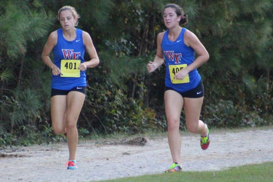 Girls' XC pleased with season's performance