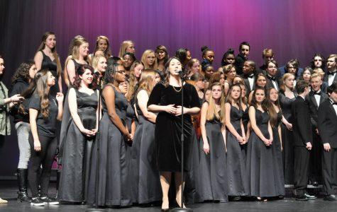 December chorus concert slideshow