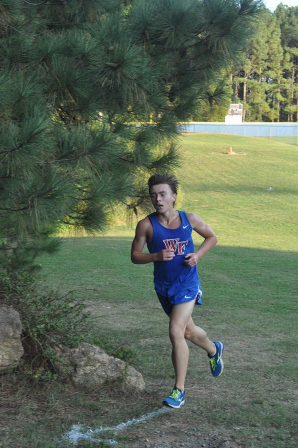 Girls' and Boys' Cross Country teams return to states