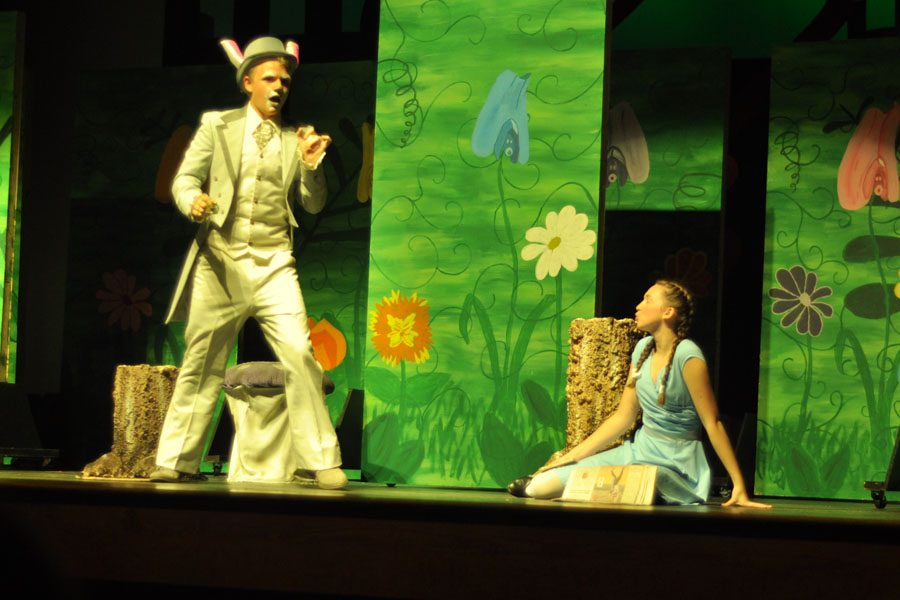 Fall production features classic character