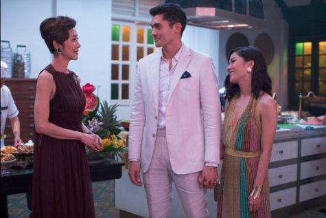 Crazy Rich Asians is sure to please