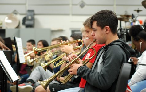 Music classes manage after band director's departure
