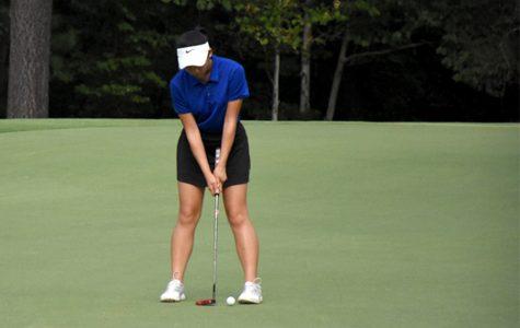 Girls' golf team reflects on season success