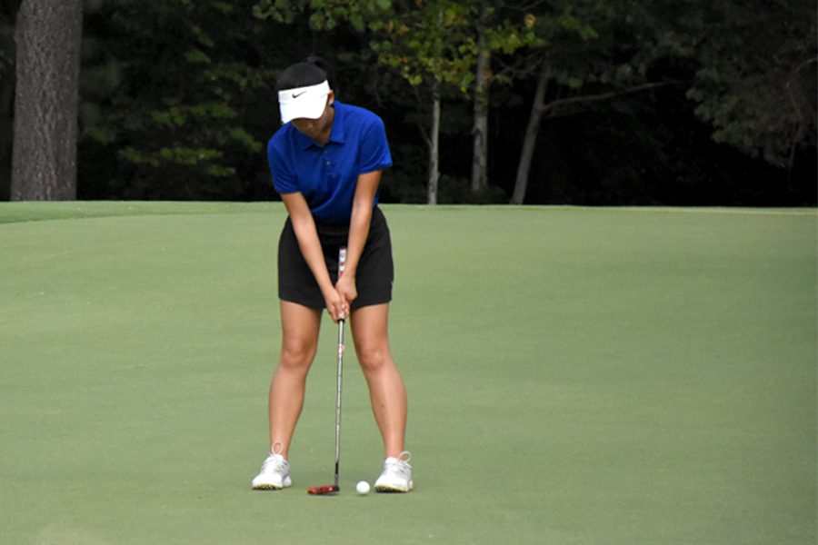 Girls%27+golf+team+reflects+on+season+success