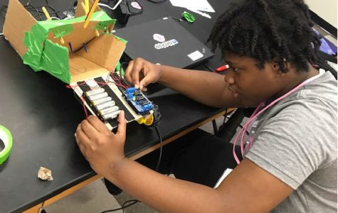 Ward attends Chicktech RDU workshop and contest