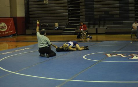 Cougar wrestlers recap on fall season success
