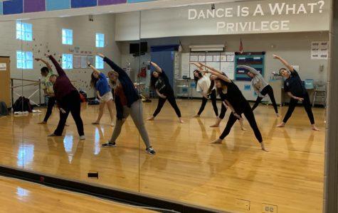 Hoy embarks on career as WF dance teacher