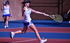 Navigation to Story: Tennis Completes Season Third in NAC-6