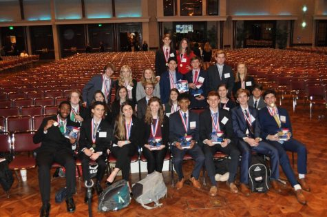 Results from the Statewide DECA Conference
