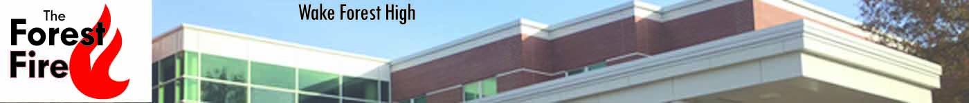 The student news site of Wake Forest High School
