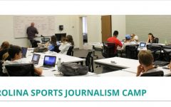 Navigation to Story: Reporters Hone Writing Skills at UNC Camp For Young Journalists