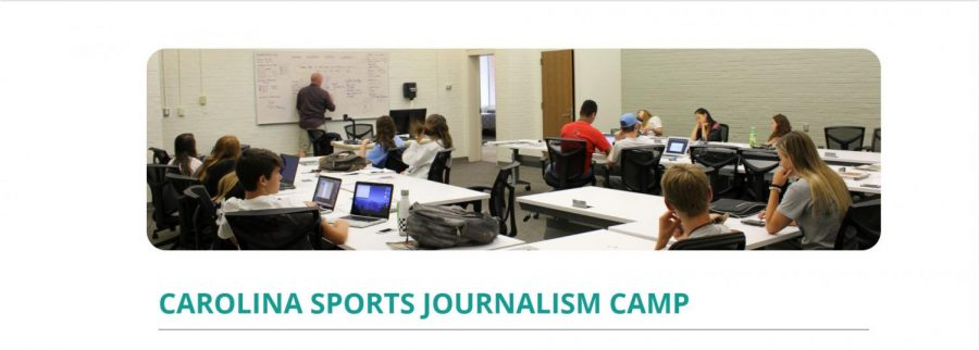 Reporters Hone Writing Skills at UNC Camp For Young Journalists